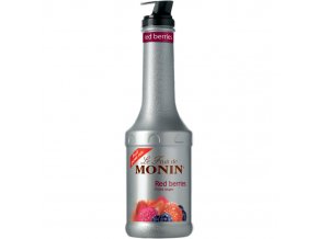 Monin puree fruit red berries 1 l