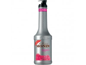 Monin puree fruit raspberry - Malina 1 l