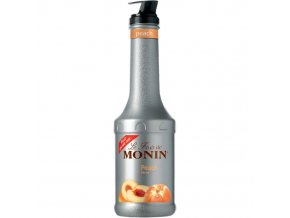 Monin puree fruit peach 1 l