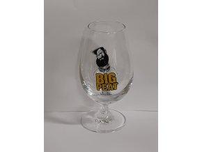 big peat sklenice