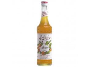 Monin apricot - meruňka 0,7 l