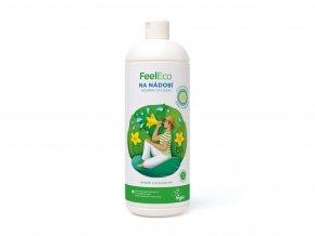 Feel eco prostředek na nádobí s vůní okurku 1l
