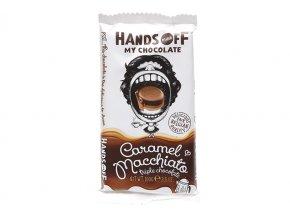 Hands Off My Chocolate Caramel Macchiato Triple Chocolate