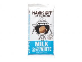 Hands Off My Chocolate Milk Meets White