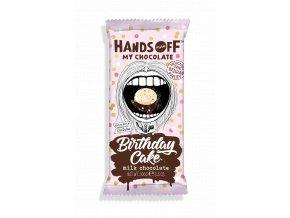 371 hands off my chocolate mix bile a mlecne cokolady narozeninovy dort 100 gramu