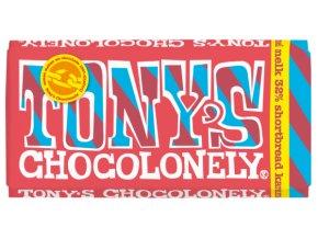 280 1 tony s chocolonely mlecna cokolada dortove susenky a karamelove kousky 180 gramu
