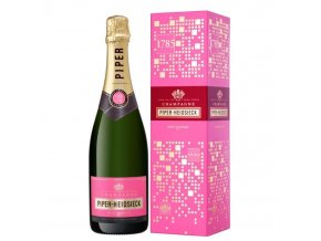 Piper Heidsieck Rosé Sauvage in GiftBox 0,75 l