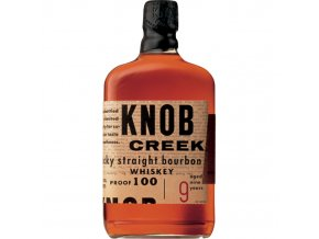 Knob Creek Bourbon 9yo 0,7 l