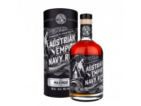 Austrian Empire Navy Rum Maximus 40% 0,7l