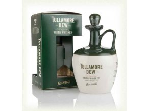 tullamore dew ceramic jug whiskey