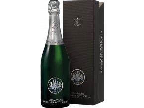Champagne Barons de Rothschild Blanc de blanc v dárkovém balení 0,75l