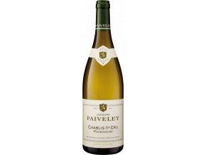 Domaine Faiveley Chablis Premier Cru Les Fourchames 2017 0,75l