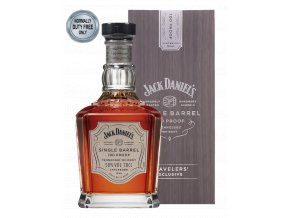 jack daniels single barrel 100 proof tennessee whiskey bottle box noml badge 270619 84839.1562887848