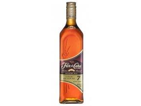 Flor de Caňa Gran Reserva 7y 40% 1 l (holá láhev)