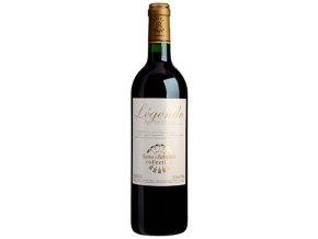 Domaines Barons de Rothschild Lafite Legende Bordeaux Rouge AOP 2015 0,75l