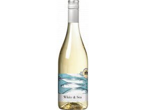 White and Sea Colombard Sauvignon IGP Gascogne 2018 0,75l