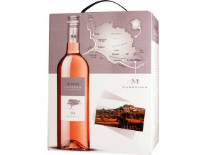 Bag in box Marrenon Luberon Rose 2018 5l