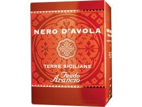 Bag in box Arancio Nero D Avola IGP 2018 5l