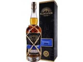 Rum Plantation Guyana 2008 single cask - v kartonu 47,1% 0,7l