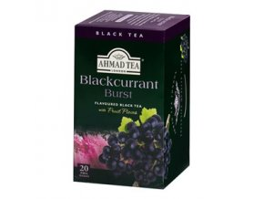 Čaj Black Currant 40g Ahmad Tea