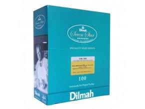 Čaj Earl Grey 100sáčků DILMAH