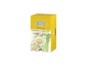 Čaj Heřmánek a Citrónová tráva 30g Ahmad Tea