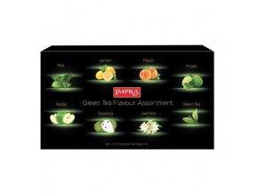 Kolekce Zelených čajů Impra 192 g