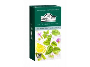 Čaj Máta a Citrón 30g Ahmad Tea