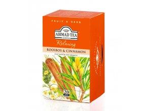 Čaj Rooibos a Skořice 30g Ahmad Tea