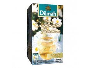 Čaj Heřmánkový 20 sáčků DILMAH
