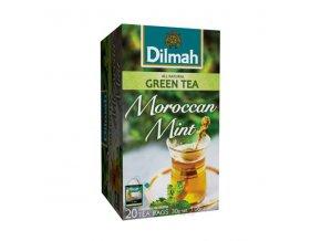 Čaj Marocká Máta 20 sáčků DILMAH