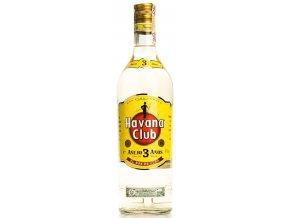 Havana Club Anejo 3y 40% 3 l (holá láhev)