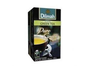 Čaj zelený - čínský 20 sáčků DILMAH