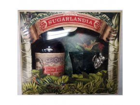 don papa sugarlandia rum 07l