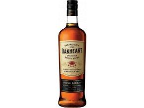 Bacardi Oakheart Spiced 35% 0,7l