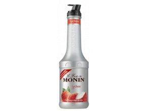 Monin Puree Fruit Lychee (liči) 1l