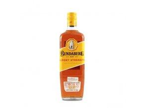 102253 bundaberg export strength rum 1000