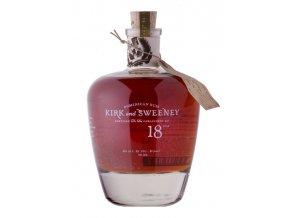 Kirk and Sweeney 18YO 40% 0,7l