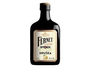Fernet Stock 0,2 dl hruška