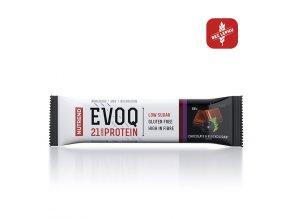 evoq bar chocolate blackcurrant cz