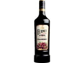 Fernet Stock Cranberry 0,5 L 27%