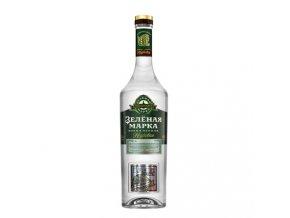 Zelyonaya Marka Kedrovaya Vodka 0,5 l Rusko