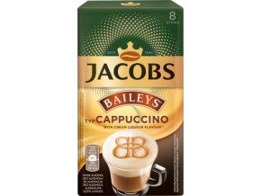 Káva Jacobs Cappuccino Baileys 8x13,5g