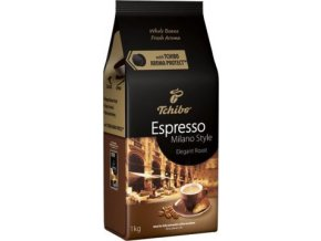 Káva Tchibo Espresso Milano Style - zrnková 1kg