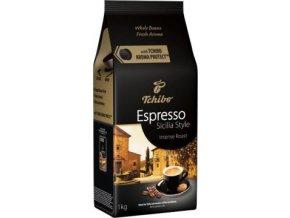 Tchibo Espresso Sicilia Style - zrnková káva 1kg