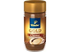 Tchibo Gold Selection Crema - instantní káva 180g