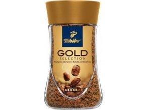 Káva Tchibo Gold Selection – instantní 100g