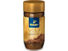 Káva Tchibo Gold Selection - instantní 200g