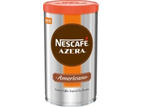 Káva Nescafe Azera Americano – instantní 100g
