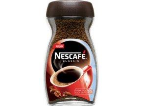 Káva Nescafe classic - instantní 200g